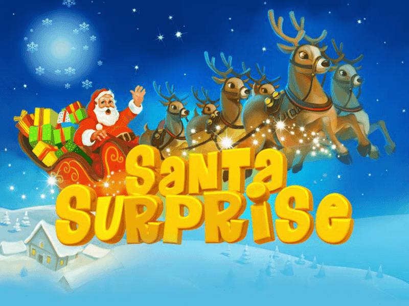 รีวิวเกมสล็อต Santa Surprise