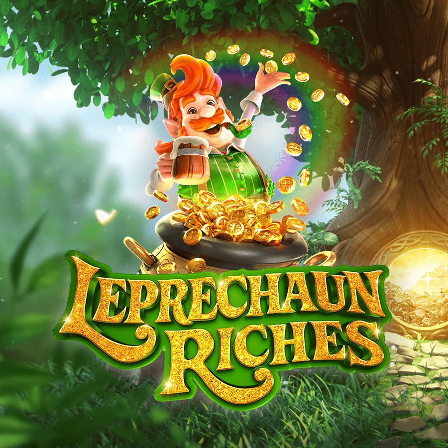 Leprechaun Riches เล่นง่าย รวยจริง